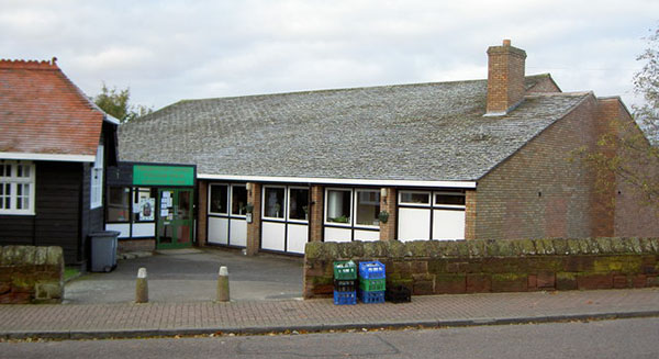 Thornton Hough Village Hall